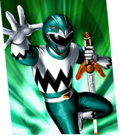 Lost-galaxy-green-ranger