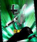 Samurai-green-ranger