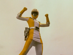 15 Operation Overdrive - Yellow Overdrive Ranger 01