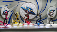 Astro Megazord Super Ninja Steel