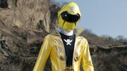 Gokai Yellow (Super Hero Taisen)