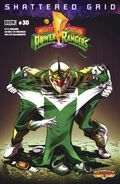 MMPR 30 Legends and Comics Variant 1