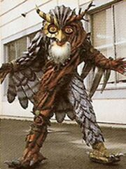 Owl monster