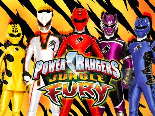 Power Rangers Jungle Fury (song)