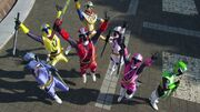 Power Rangers Ninja Steel Season 2