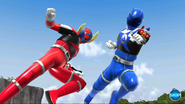 ShishiRed Moon & OokamiBlue SuperSkill