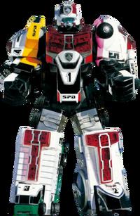 Dekaranger Robo