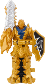 KSR-Gold RyuSoul (Knight Mode)