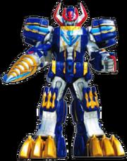 Q Rex Megazord aka Q Rex Drill