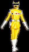 Yellow Space Ranger