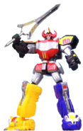 Dino Megazord Legacy Figure