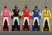 Dynaman Ranger Keys