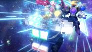 Super Kyuren-Oh, RyuTeiOh Orion Bazooka