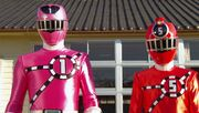 ToQger 3 - Red & Pink Swap