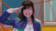 Hammy salute