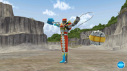 KyoryuRed Carnival SuperSkill 3