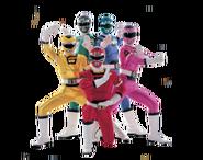 Power Rangers Turbo (Team)