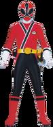 Red Samurai Ranger