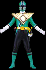 Armed Shinken Green
