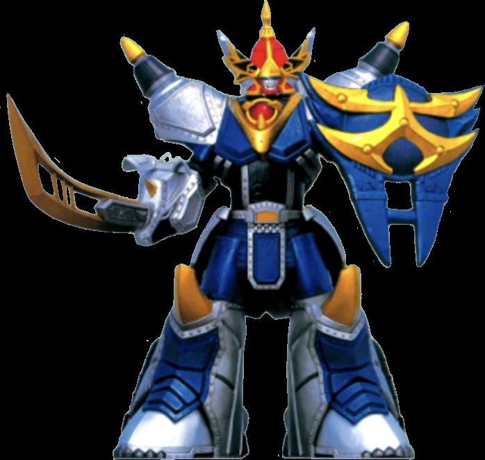 獣拳巨神サイダイオー