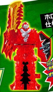 Red RyuSoul (Awakening Spark ver.) (Knight Mode)