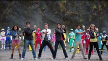 Legendary Battle Super Megaforce
