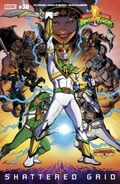MMPR 30 Legends and Comics variant 2