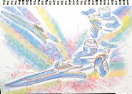 MSK-Kiramai Buster Sketch