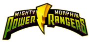 Mighty Morphin Power Rangers logo 2010