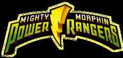 Mighty Morphin Power Rangers logo 2010