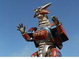 Combat Bio-Robot G-Zord