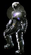 Black Zordon Morphin Ranger