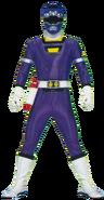 Blue Turbo Ranger