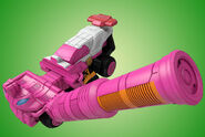 Trigger Machine Sango (Attack Mode)