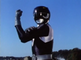 Black Mutant Ranger