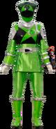 Green Star Force Ranger