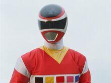 PRiS Red Ranger