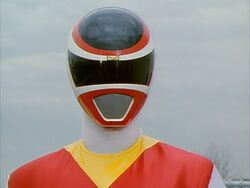 PRiS Red Ranger