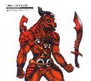 Dragonoid Soldier Jaryuu
