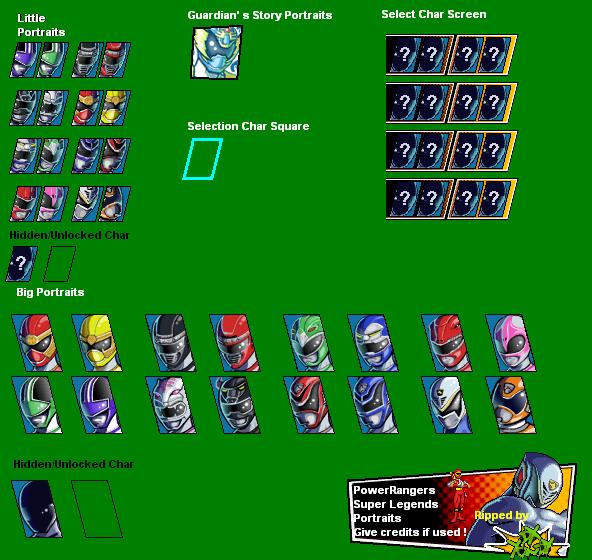 power rangers super legends pcsx2