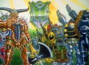 Battobas Majin Corps