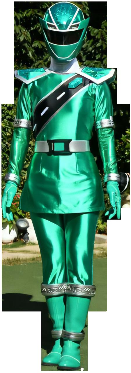 キラメイグリーン
