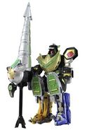 Legacy Dragonzord Battle Mode