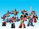 Super Sentai Robot Archives