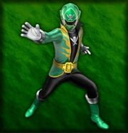 Gokai Green (Dice-O)
