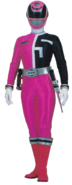 Pink Space Patrol Delta Ranger