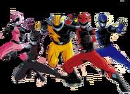 Power Ranger Hyperforce (Team)