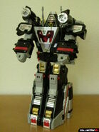 Astro-Delta Megazord alternate with Deluxe Astro Galactic Megazord fill-in