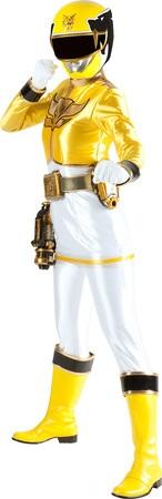 Yellow-power-rangers-megaforce-lifesize-standup-poster