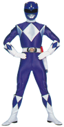 Blue Mighty Morphin Ranger